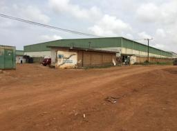 warehouse for sale at Tema Heavy Industrial Area