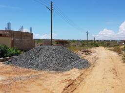 land for sale at PRAMPRAM,ESTATE LAND IN A FLASHY LOCATION