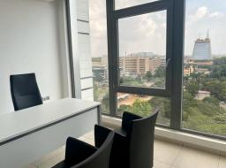 2 room commercial space for rent at Tudu The Octagon