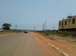 land for sale at Tema industrial Area