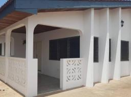 4 bedroom house for rent at SELF COMPOUND ADENTA