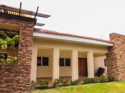 4 bedroom house for rent at Spintex Manet