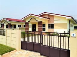 3 bedroom house for rent at Oyibi, Sasaabi