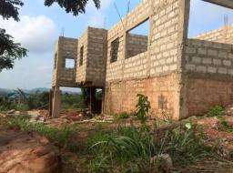 4 bedroom house for sale at Hebron Hills, Near Midea, Accra-Nsawam Highway