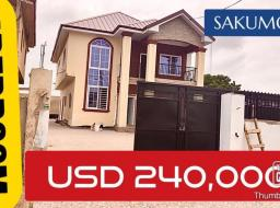 4 bedroom house for sale at Spintex Sakumono