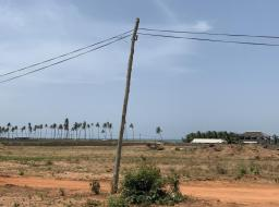 land for sale at PRAMPRAM BEACH LANE GENUINE AND SECURED LANDS.