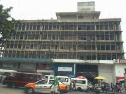 20 room commercial space for sale at Accra central Tudu Makola
