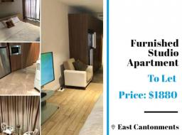 1 bedroom apartment for rent at East Cantonments