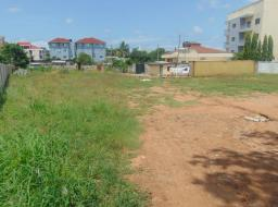 land for sale at Dzorwulu