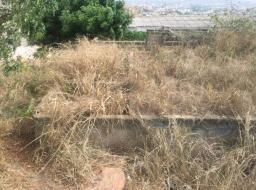 land for sale at Gbawe