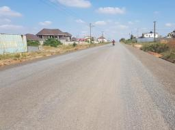 land for sale at Tema Comm25