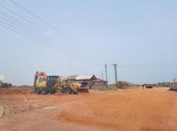 land for sale at DEVTRACO ESTATE, MEGA LAND PROMO