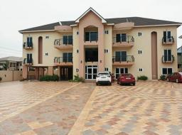 3 bedroom apartment for rent at East legon west trassacco