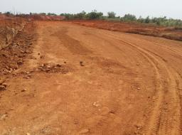 land for sale at TEMA COMMUNITY 25 DEVTRACO ( REGISTERED AND TITLED PLOT )