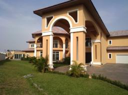 5 bedroom house for rent at Trasacco eadt legon accra