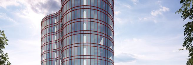 Infinity Tower, Cantonments